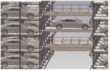 PPY-NL型平面移动类机械停车
